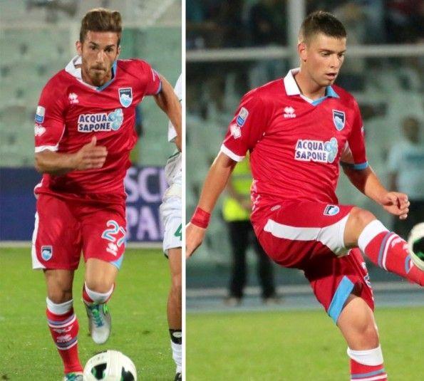 Seconda maglia Pescara 2013-2014
