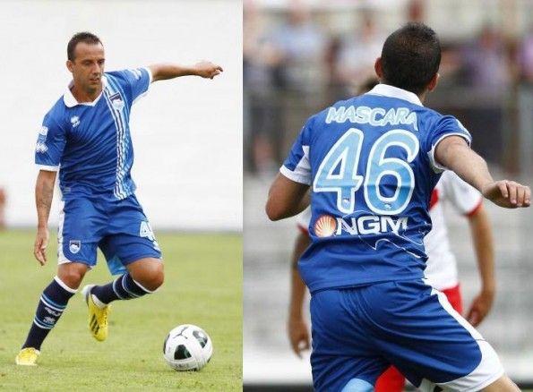 Terza maglia Pescara 2013-2014 Erreà