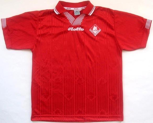 Maglia Piacenza 1997-1998 Lotto