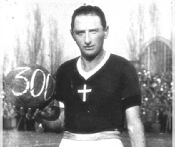 Silvio Piola 300 gol carriera
