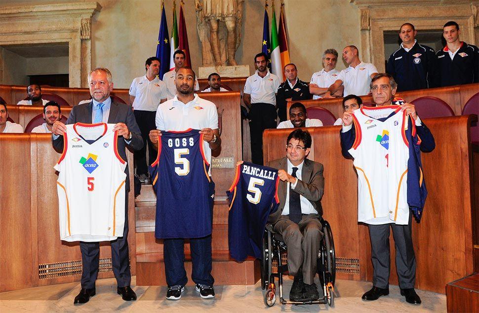 Presentazione Virtus Roma 2013-2014