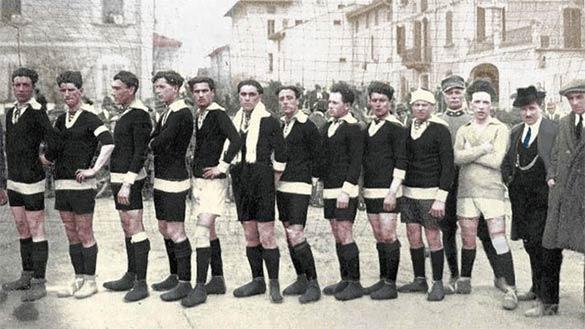 Reggiana divisa 1919