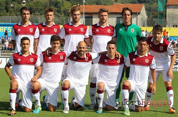 Reggiana kit away 2013-2014