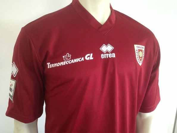 Prima maglia Reggiana 2013-2014