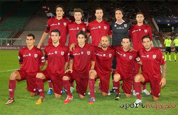Reggiana maglia 2013-2014