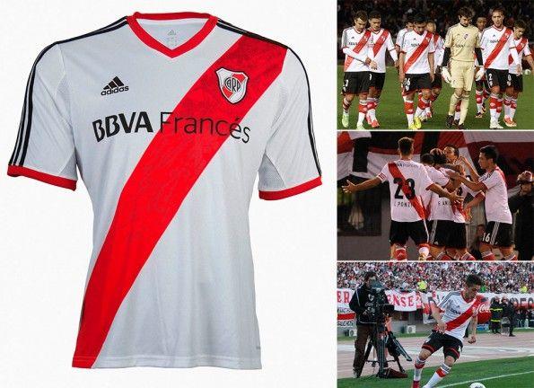 Maglia River Plate 2013-2014