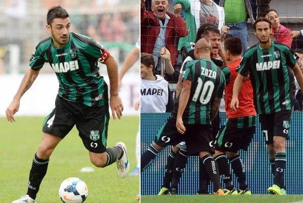 Maglia Sassuolo 2013-2014 Sportika