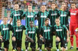 Kit Sassuolo Sportika 2013-2014