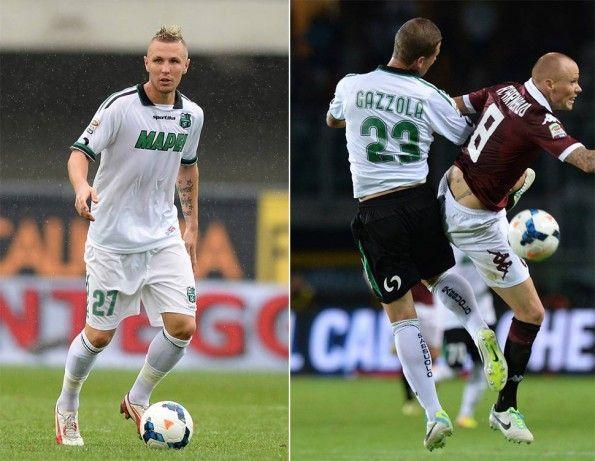 Terza maglia Sassuolo 2013-2014
