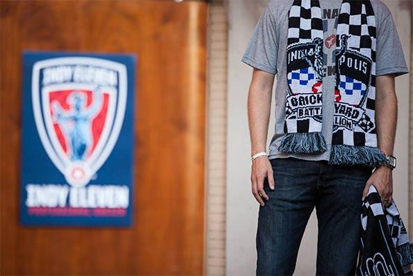 Sciarpa Indy Eleven