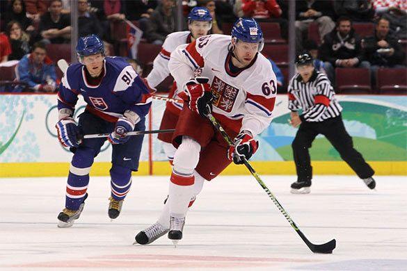 Slovacchia-Repubblica Ceca 2010 hockey