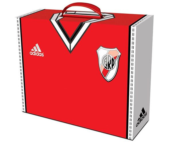 Box speciale River away adidas