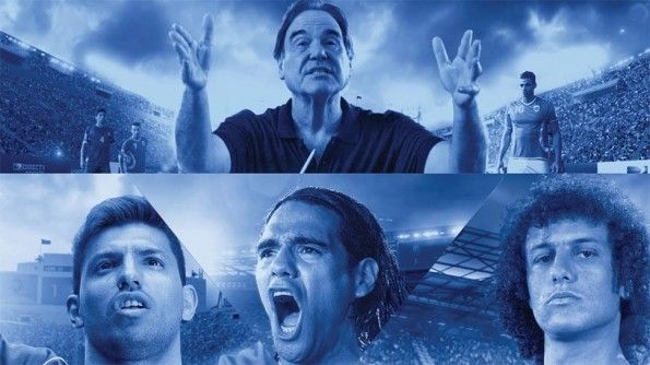 Oliver Stone spot World Cup 2014