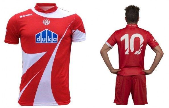 Seconda maglia Sudtirol 2013-2014