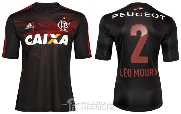 Terza maglia Flamengo 2013 adidas