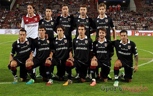 Terza maglia Reggiana 2013-14