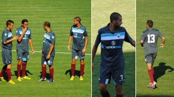 Terza maglia Trapani 2013-14