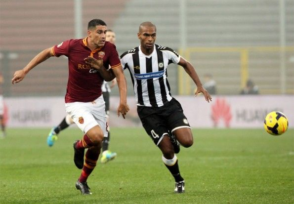 Udinese-Roma Serie A