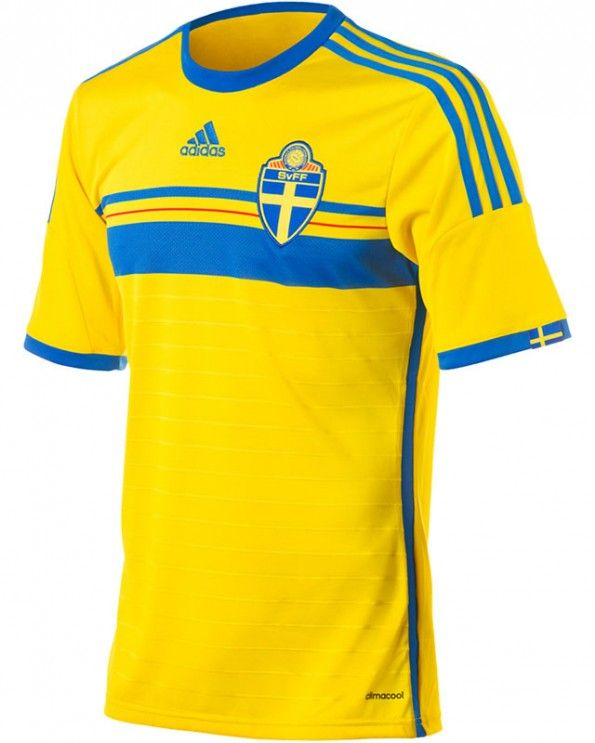 Maglia-Svezia 2014-2015
