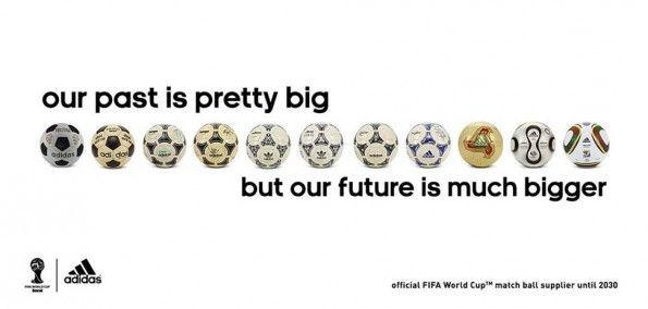 Palloni adidas Mondiali di Calcio FIFA