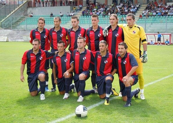 Formazione L'Aquila Calcio 2010-2011
