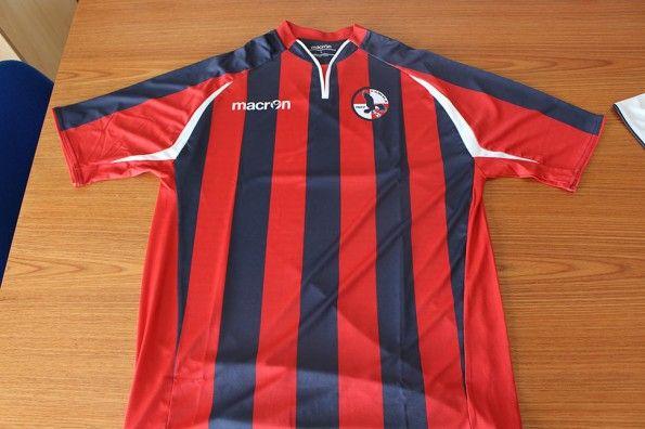 Maglia L'Aquila Calcio 2013-2014