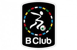 B Club logo