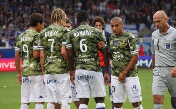 PSG-Bastia 2013-2014