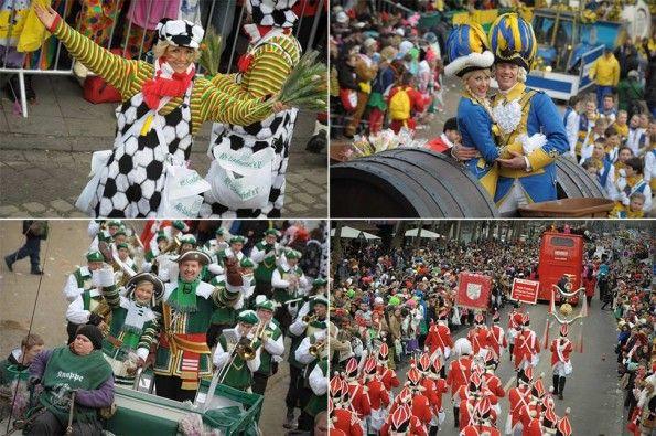 Carnevale Colonia 2013