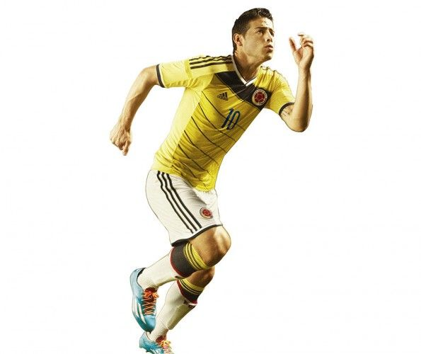 Completo Colombia 2014 adidas