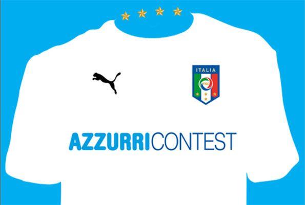 Contest maglia azzurri