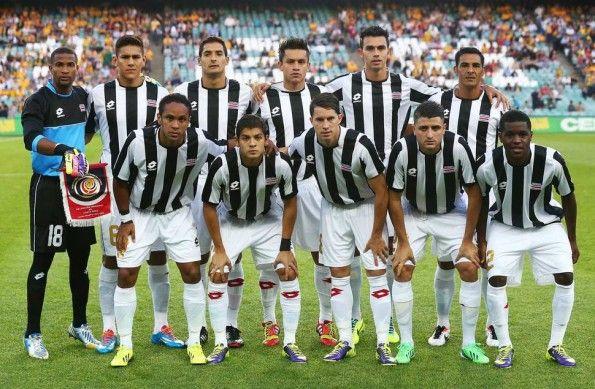 Costa Rica maglia speciale Lotto 2013