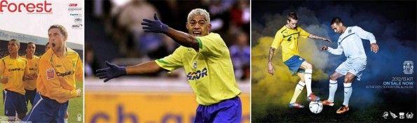 Nottingham Forest, Coventry ed Hertha stile Brasile