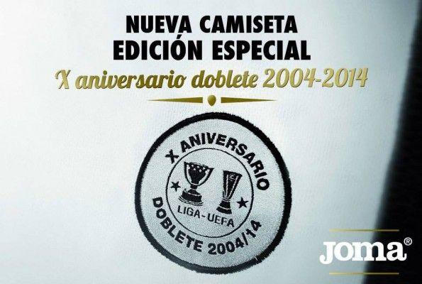 Decimo anniversario doppietta Liga Coppa Uefa del Valencia