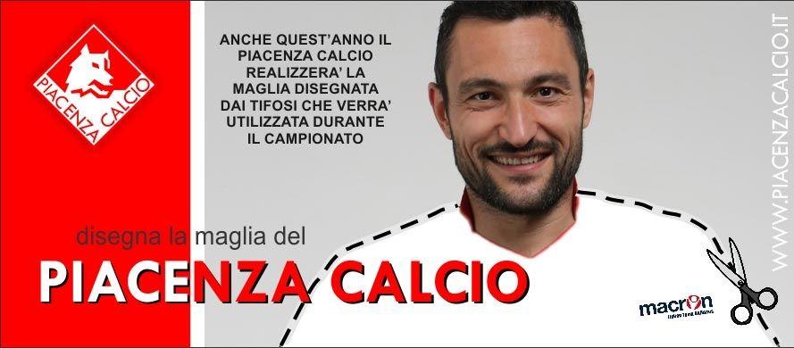 Disegna terza maglia Piacenza 2013-14