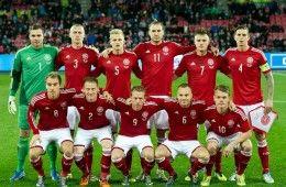 Divisa Danimarca home 2014-2015