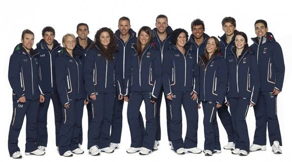 Divise Italia EA7 Sochi 2014