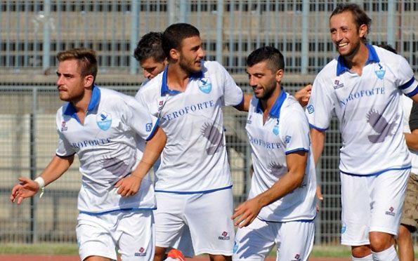 Foligno 2013-2014 maglia away
