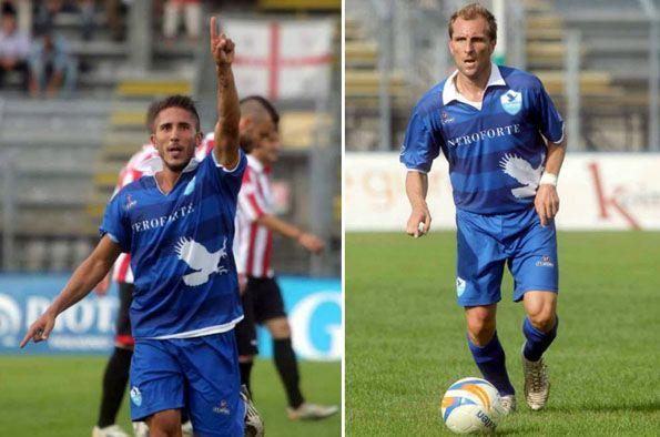 Foligno 2013-2014 maglia home falco