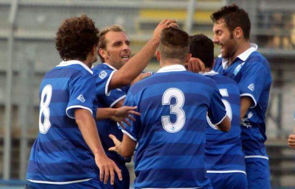 Foligno 2013-2014 maglia home retro numeri