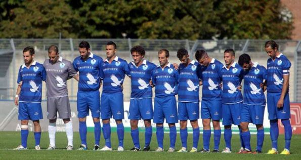 Foligno Calcio squadra 2013-2014