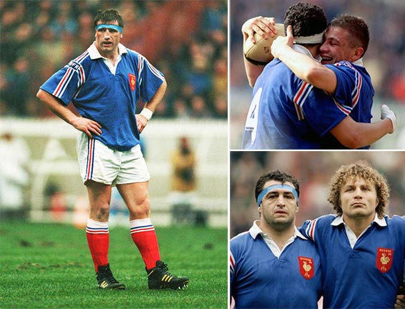 Francia rugby 1993