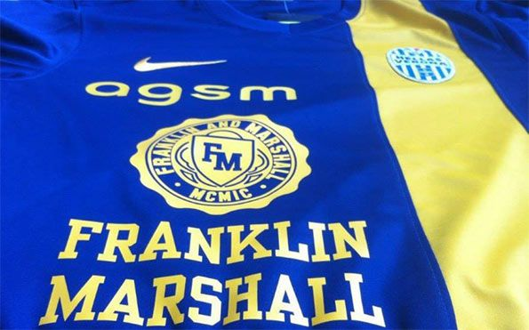 Franklin & Marshall sponsor Verona 2013-14