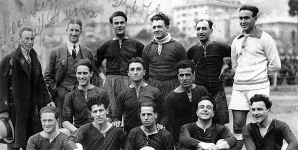 Formazione Genoa 1923-1924