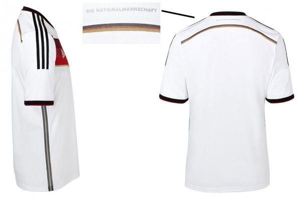 Germania kit Mondiali 2014 adidas