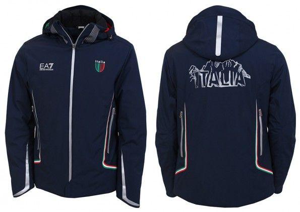 Giacca Italia Olimpiadi Sochi 2014