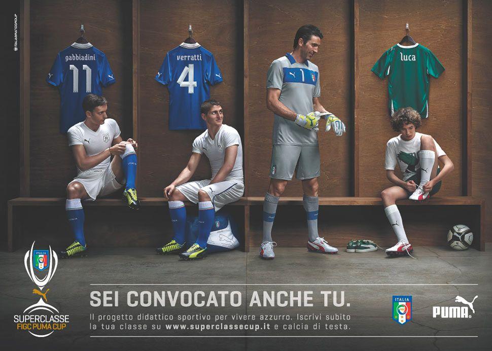 Concorso Superclasse FIGC-Puma