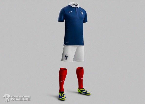 Kit Francia Mondiali 2014