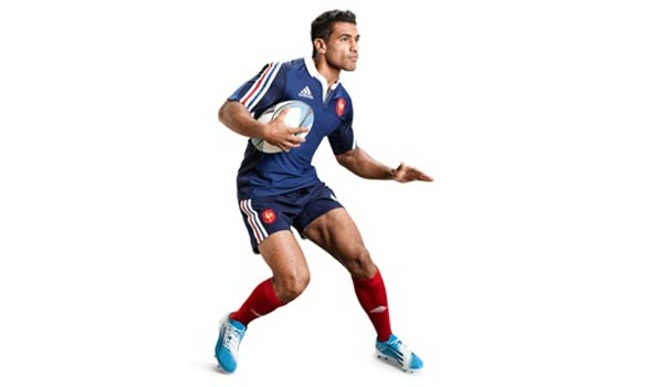 Kit Francia rugby 2014