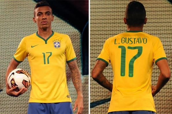 Font nome numeri Brasile 2014